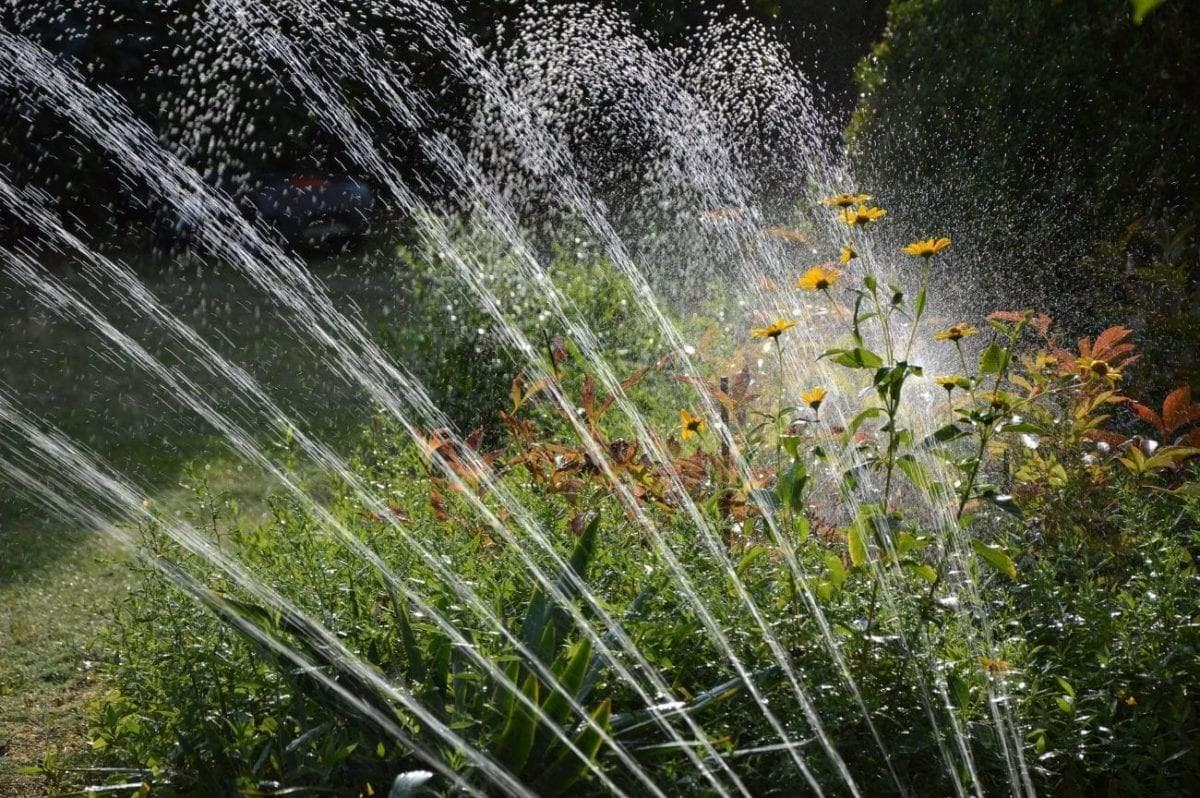 irrigatiesysteem-tuin